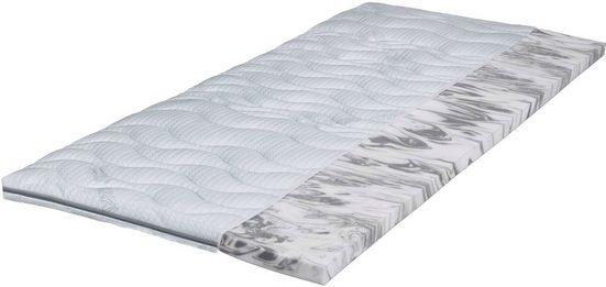 Topper »Seasonsleep Geltopper«, Breckle, 8 cm hoch, Raumgewicht: 50, Gelschaum