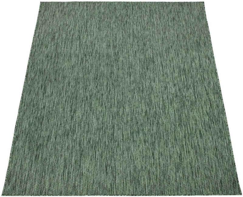 Teppich »Venedig«, Home affaire, rechteckig, Höhe 5 mm, Sisal-Optik, In- und Outdoor geeignet, Wohnzimmer