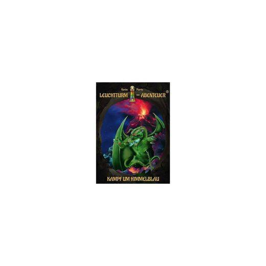 Leuchtturm der Abenteuer: Kampf um Himmelblau, Band 6