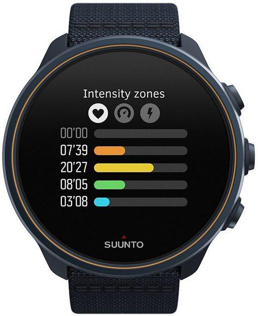 Suunto 9 Baro Titanium Smartwatch (1,97 Zoll)