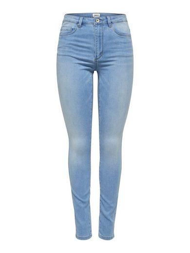 Only Skinny-fit-Jeans »ROYAL« Jeanshose mit Stretch