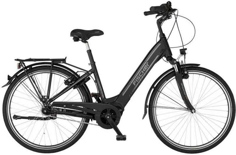 FISCHER Fahrräder E-Bike »CITA 4.1i«, 7 Gang Shimano Nexus Schaltwerk, Nabenschaltung, Mittelmotor 250 W