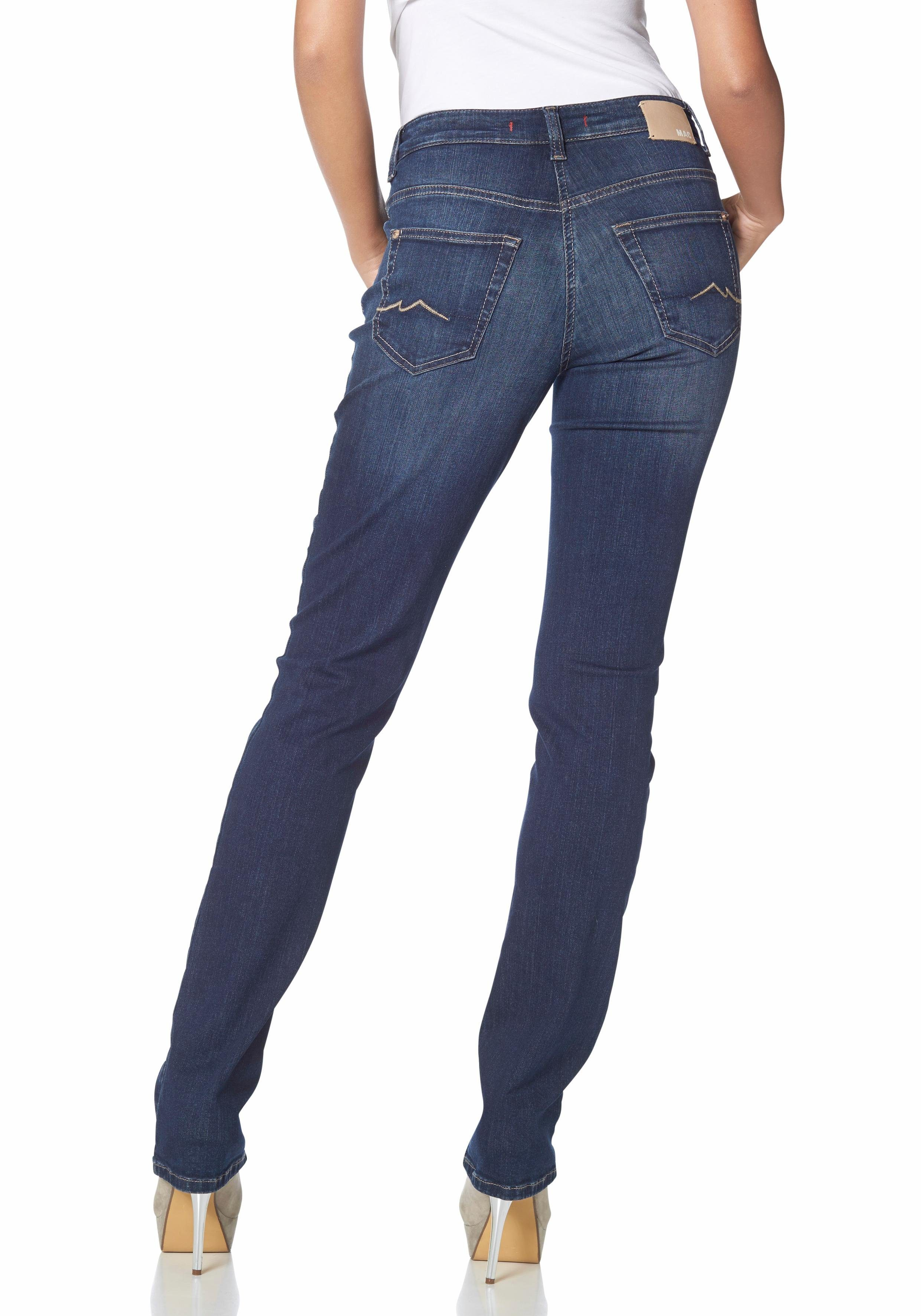 ANGELS  Skinny Stern Jeans Gr.36,38,42,44,46 Regular Stretch 2 Farben NEU