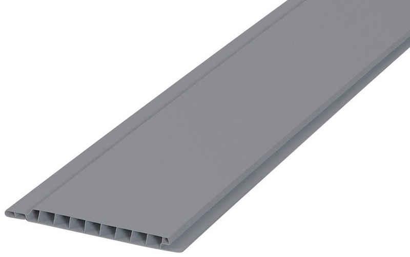 Baukulit VOX Verkleidungspaneel »B10 extra«, BxL: 10x270 cm, (Set, 10-tlg) grau