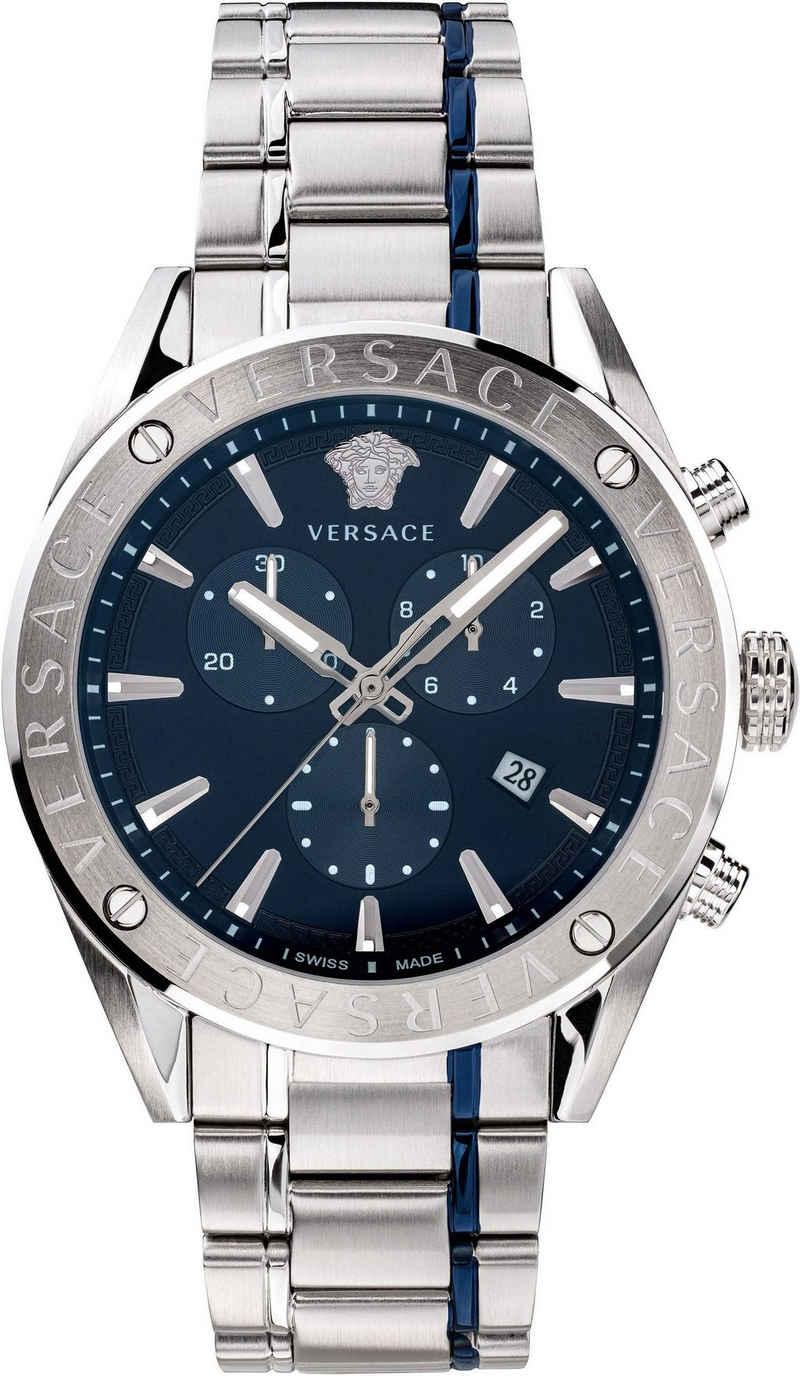 Versace Schweizer Uhr »V-Chrono«