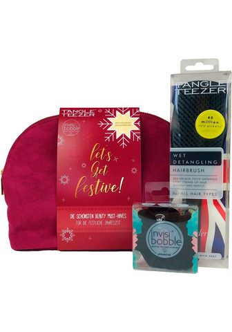 TANGLE TEEZER Haarstyling-Set »Let's Get Festive Bag...