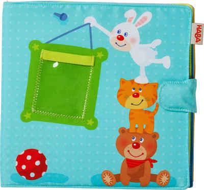 Haba Greifspielzeug »Baby-Fotoalbum Spielgefährten«