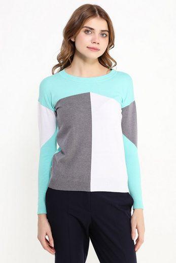 Finn Flare Pullover mit trendigem Color-Blocking