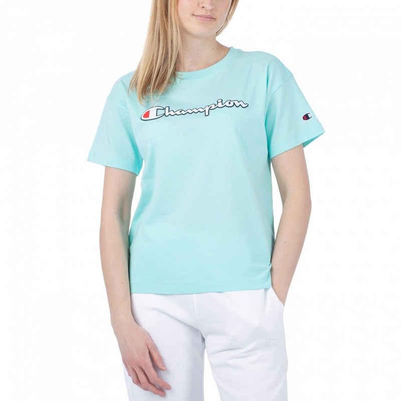 Champion T-Shirt »Champion Crewneck Tee«