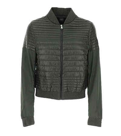 Colmar Steppjacke »COLMAR Steppjacke kurze Damen Übergangs-Jacke mit kleinem Stehkragen Outdoor-Jacke Khaki«