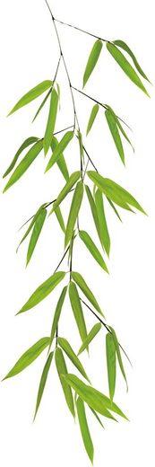 Fenstersticker »Bamboo«, Kleine Wolke, halbtransparent, glatt, für Bad und Dusche