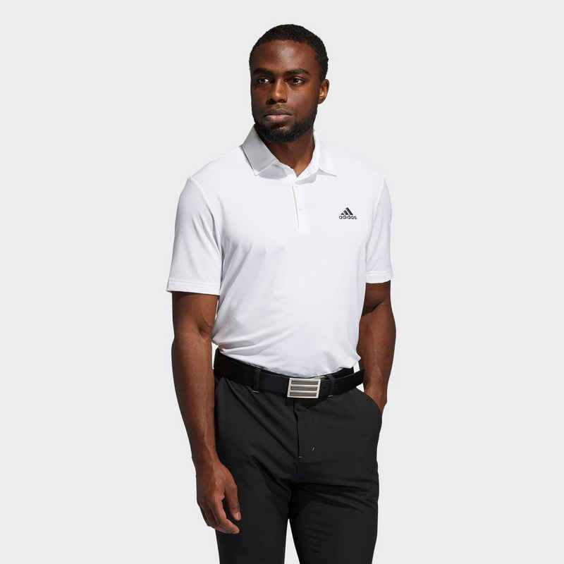 adidas Performance T-Shirt »Ultimate365 Solid Left Chest Poloshirt«