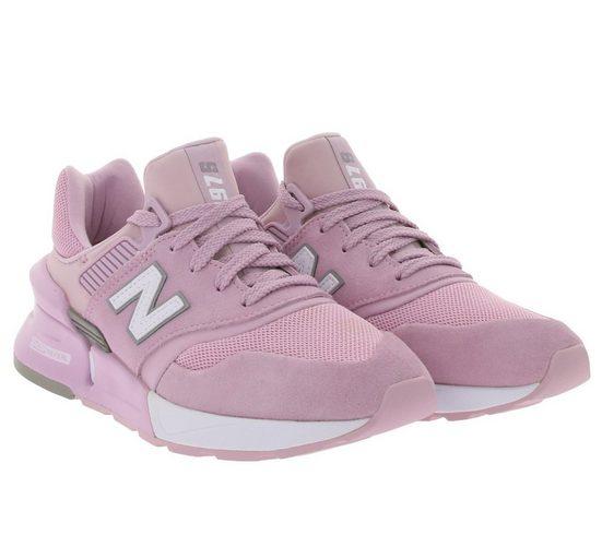 New Balance »New Balance Sneaker 997 sportlich stylische Turnschuhe für Damen mit ENCAP Sohle Freizeit-Sneaker Rosa« Sneaker