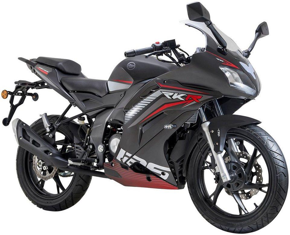 Keeway Motor Motorrad »RKV 125 Facelift«, 125 ccm, 95 km/h