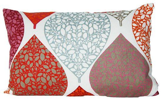 Kissenhülle »Momente«, beties, Kissenbezug ca. 30x50 cm in interessanter Größenauswahl hochwertig & angenehm 100% Baumwolle (Bohemian)