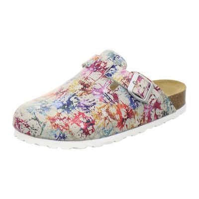 AFS-Schuhe »2900« Hausschuh für Damen aus Leder mit soft Fußbett, Made in Germany