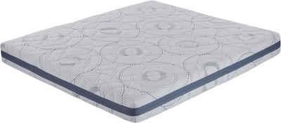 Komfortschaummatratze »Comfort Memory Deluxe«, Magniflex, 22 cm hoch, Raumgewicht: 30, 2 cm hohe Viscoauflage im Bezug versteppt und zusätzlich eingelegt