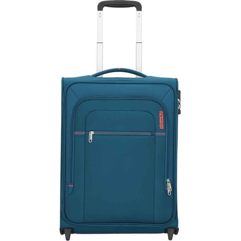American Tourister® Handgepäck-Trolley »Crosstrack«, 2 Rollen, Polyester