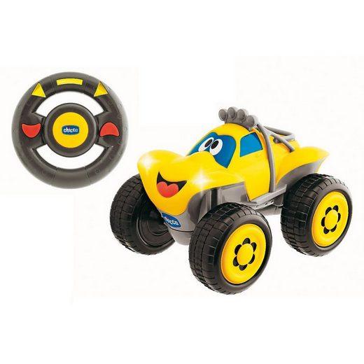 Chicco Spielzeug-Auto »R/C Fernlenk-Auto Billy Big Wheels, gelb«