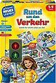 Ravensburger Spiel, Lernspiel »Rund um den Verkehr«, FSC® - schützt Wald - weltweit; Made in Europe, Bild 1