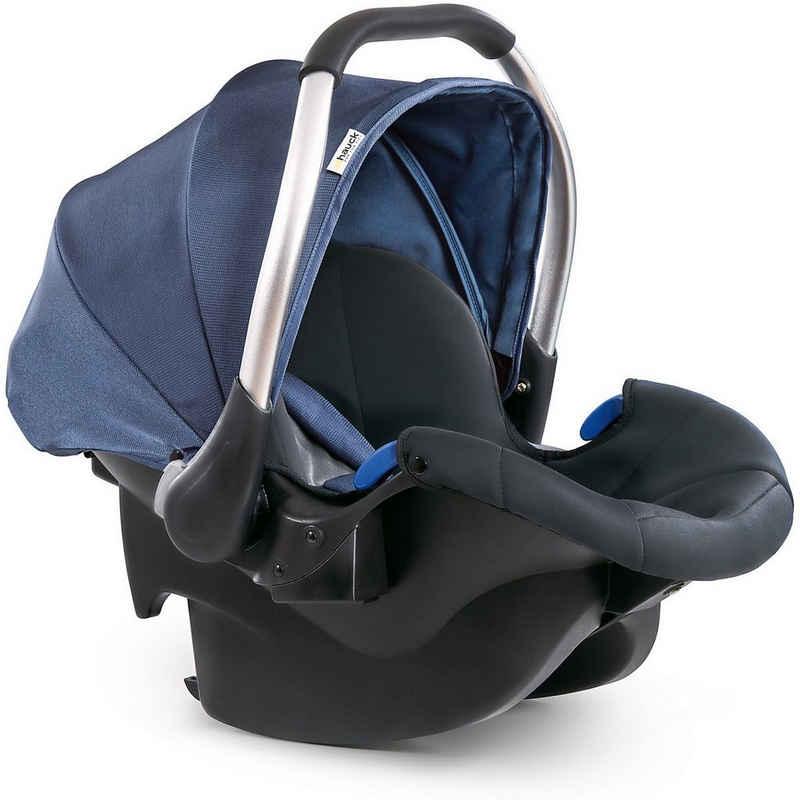 Hauck Babyschale »Babyschale Comfort Fix, Black«