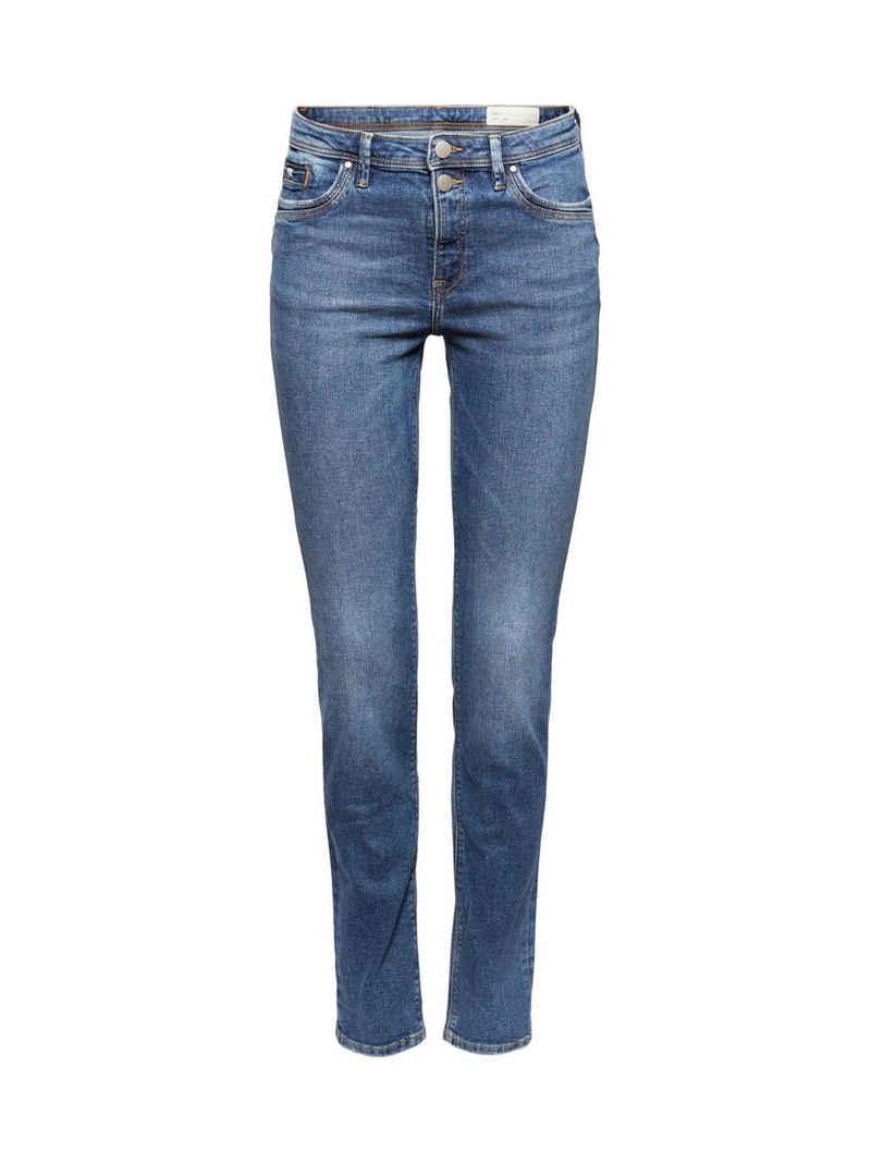edc by Esprit Slim-fit-Jeans »Stretch-Jeans aus Bio-Baumwolle«