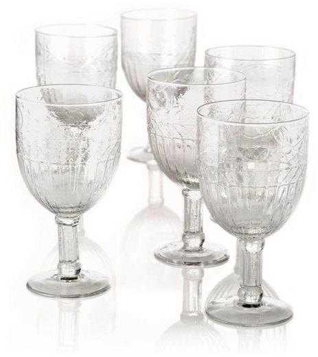 Weißweinglas (6-tlg), Recycling-Glas
