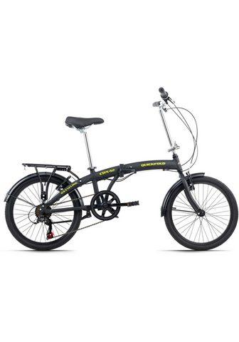 KS Cycling Dviratis »Quickfold« 6 Gang Shimano To...