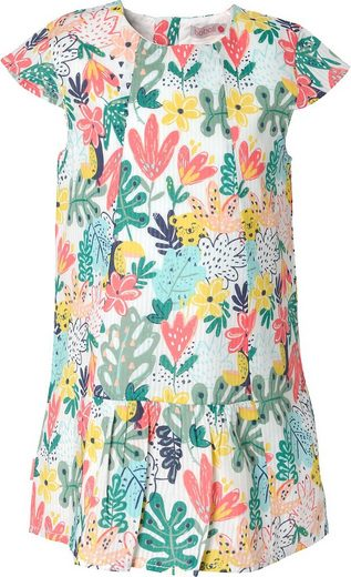 BÒBOLI A-Linien-Kleid »Kinder Kleid + Unterhose«