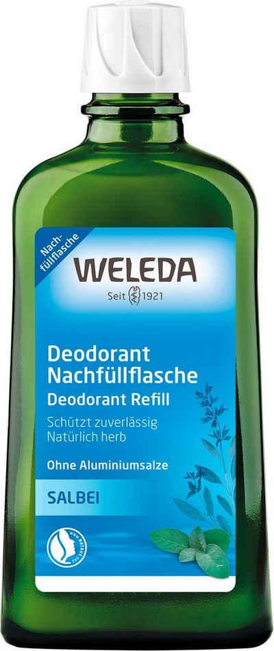WELEDA Deo-Spray »Salbei«, Nachfüllflasche