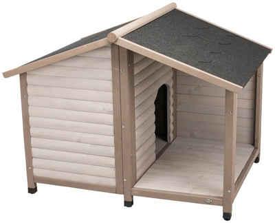 TRIXIE Hundehütte »natura Lodge«, in versch. Größen