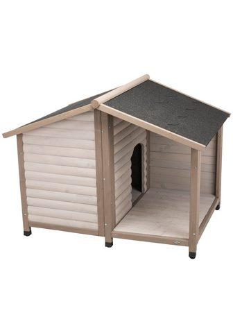 TRIXIE šuns būda »natura Lodge« in versch. dy...