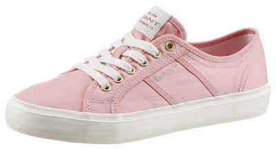 Gant Footwear »Pines Street« Sneaker mit Logostickerei
