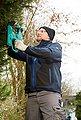 BOSCH Akku-Heckenschere »Easy HedgeCut 12-35«, (1 x 12 Volt / 2,5 Ah LI-Akku, Ladegerät, Bedienungsanleitung), 33 cm Schnittlänge, mit Akku und Ladegerät, Bild 3