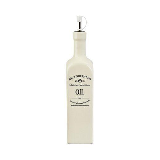 BUTLERS Ölspender »MRS. WINTERBOTTOM'S Ölflasche 600 ml«