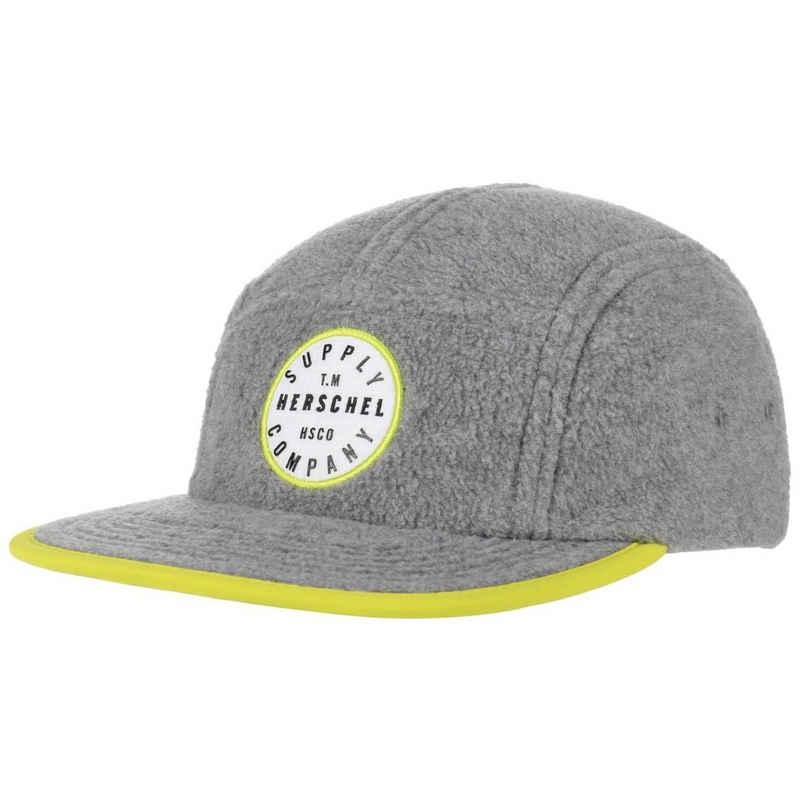 Herschel Baseball Cap (1-St) Flat Brim Cap mit Schirm