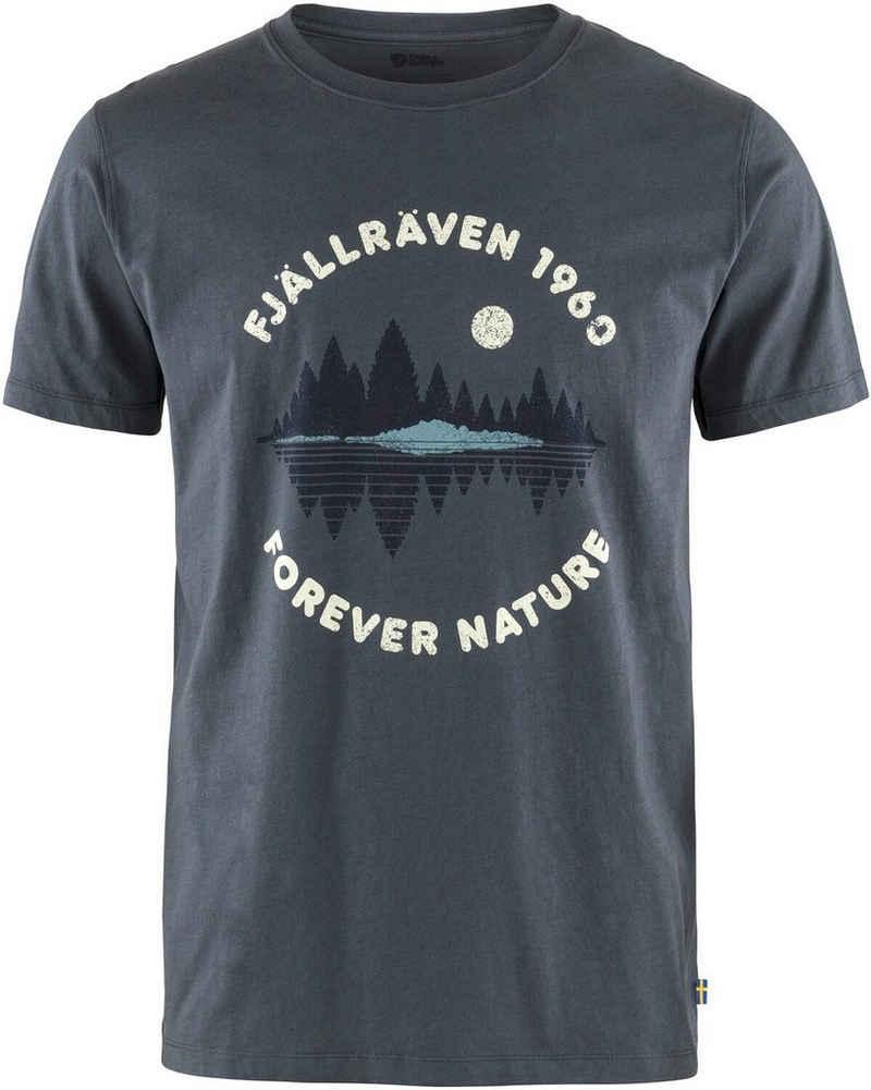 Fjällräven T-Shirt »T-Shirt Forest Mirror«