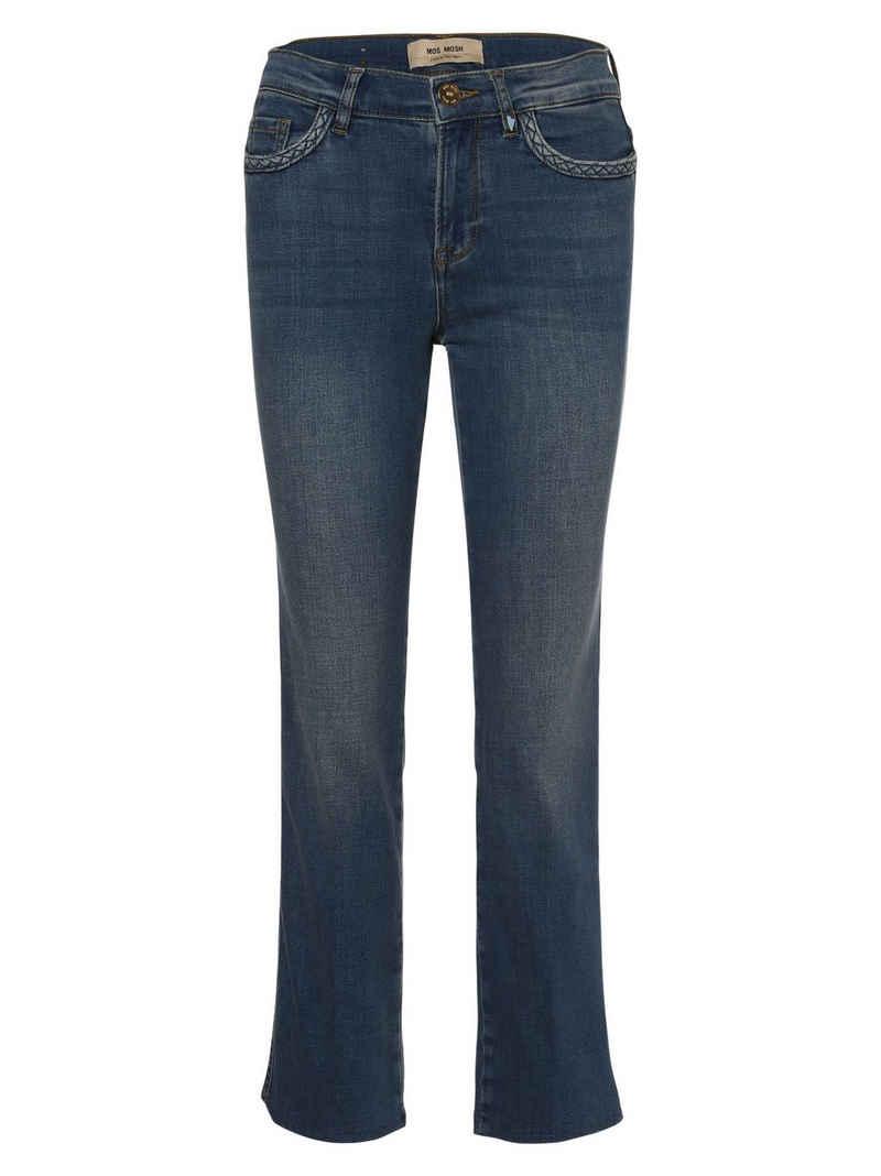 Mos Mosh Straight-Jeans »Ashley«