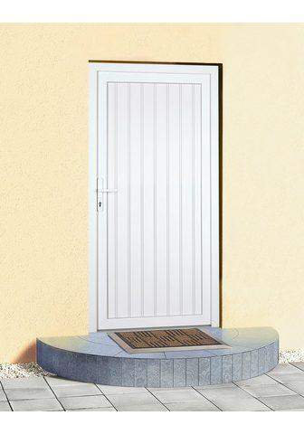 KM Zaun Haustür »K608P« BxH: 98 x 198 cm in 2 ...