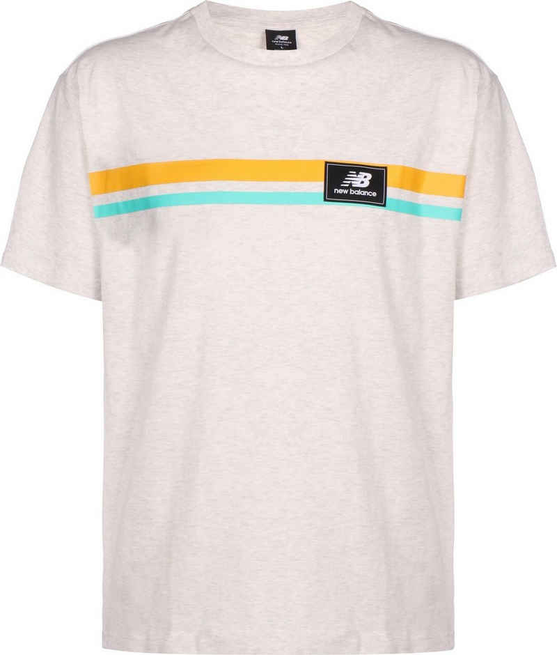 New Balance T-Shirt »Athletics Higher Learning Badge«