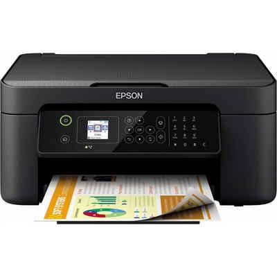 Epson WorkForce WF-2810DWF - Multifunktionsdrucker - schwarz Multifunktionsdrucker
