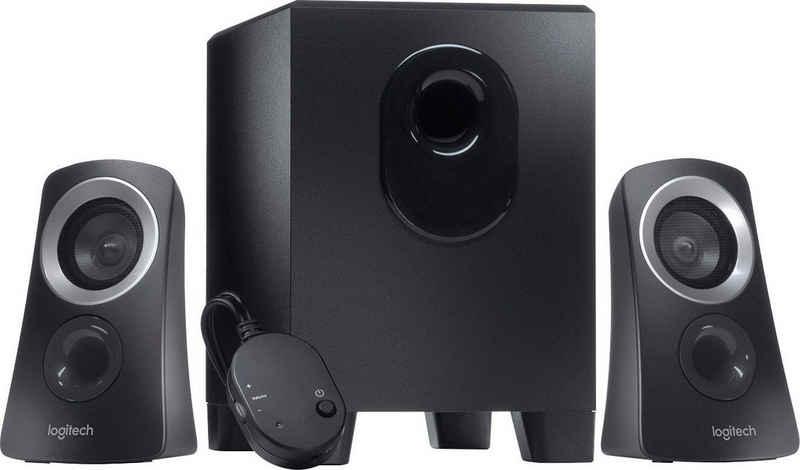 Logitech Speaker System Z313 2.1 Soundsystem