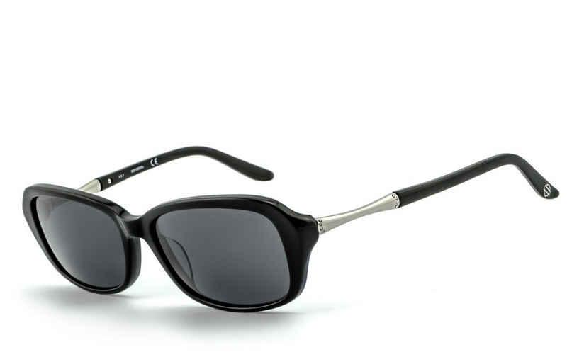 HARLEY-DAVIDSON Sonnenbrille »HD0303-X01A« Qualitätsgläser für verzerrungsfreies & präzises Sehen