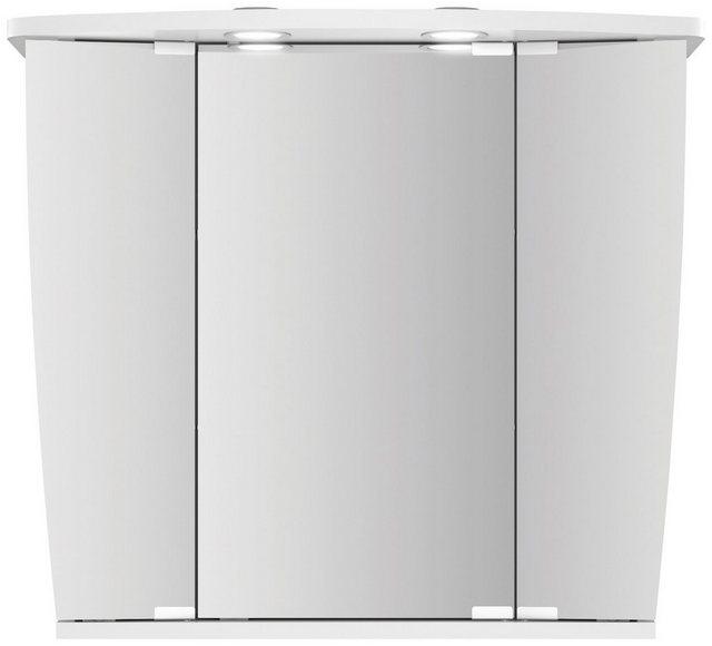 Spiegel - jokey Spiegelschrank »Numa III« weiß, 68 cm Breite  - Onlineshop OTTO