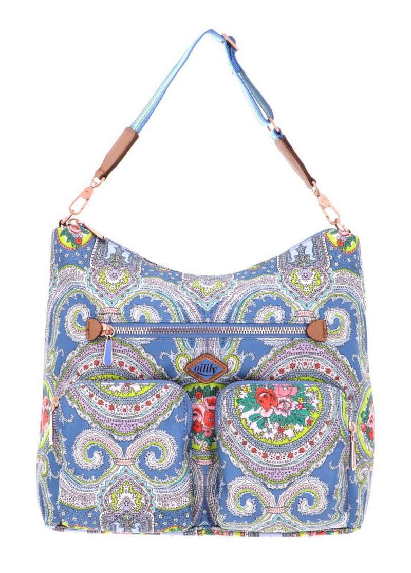 Oilily Schultertasche »Extra Styles Korea«