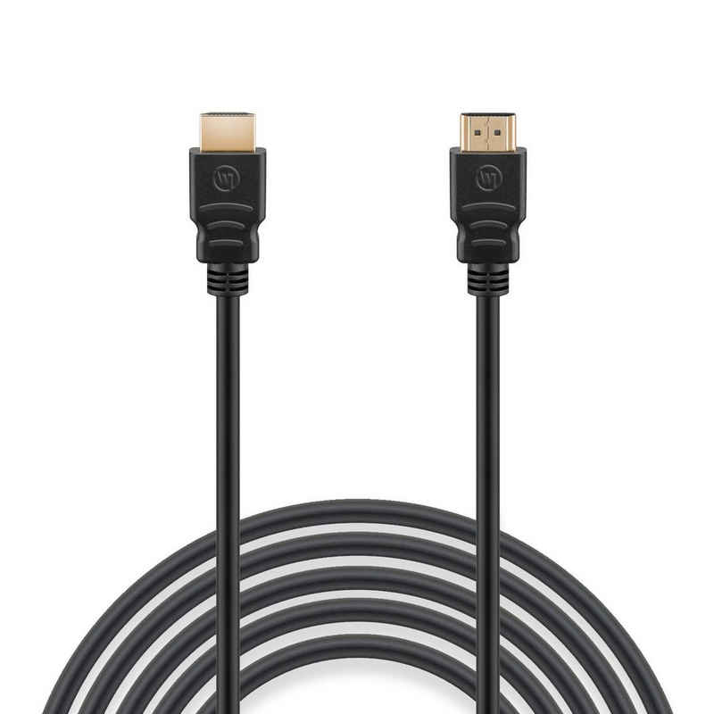 Wicked Chili »Wicked Chili HDMI 8k 1m 2m 3m« HDMI-Kabel, HDMI Typ A, HDMI (100 cm), HDMI 2.1 Kabel, 8K HDMI Kabel, 8K 60Hz, 4K 120Hz, HDR10, 48Gbps eARC, Dolby Vision UHD, HDCP2.2 3D HDMI Kabel 2.1