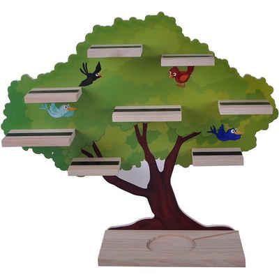 MyToys-COLLECTION Wandregal »Regal für die Hörspielbox - Baum«