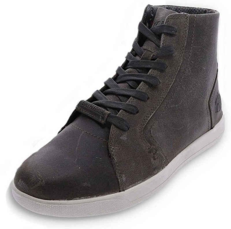 HARLEY-DAVIDSON »D97144 Sneaker Grau« Stiefelette Zementiert