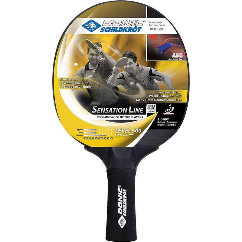 Donic-Schildkröt Tennisschläger »TT-Schläger Sensation 500«