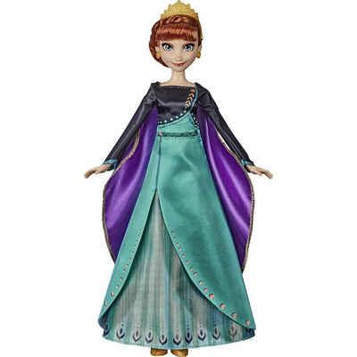 Hasbro Anziehpuppe »Disney Eiskönigin Traummelodie Elsa, singende«